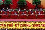Chùm ảnh: Phiên họp trù bị Đại hội Đảng lần thứ XIII