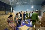 Thanh Hóa: Đột kích kho xưởng lớn làm giả nước tẩy rửa thương hiệu nước ngoài