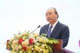 Thủ tướng Nguyễn Xuân Phúc gửi thông điệp tới Hội nghị về biến đổi khí hậu
