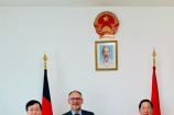Tham tán Thương mại Việt Nam tại Đức kết nối doanh nghiệp hai nước