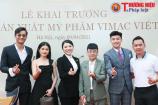 Hà Nội: Nhà máy sản xuất mỹ phẩm VIMAC Việt Nam chính thức khai trương