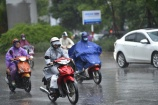 Dự báo thời tiết ngày 15/4: Bắc Bộ chuyển mưa lạnh