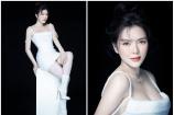Lý Nhã Kỳ diện váy trắng tinh khôi khoe vẻ đẹp không tuổi
