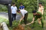 Thanh Hóa: Đình chỉ sản xuất Cty TNHH Tân Thái Thanh vì xả thải ra sông Mã
