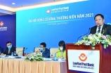 ĐHĐCĐ LienVietPostBank 2021: Chia cổ tức 12% bằng cổ phiếu, ông Nguyễn Đức Thụy được bầu vào HĐQT