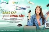 Cất cánh đẳng cấp cùng Bamboo Airways: cơ hội nâng hạng thương gia hoàn toàn miễn phí