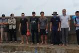 Ngăn chặn 9 người nhập cảnh trái phép từ Campuchia vào đảo Phú Quốc bằng xà lan