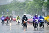 Dự báo thời tiết ngày 12/6: Các tỉnh Bắc Bộ và Hà Nội có mưa lớn kéo dài