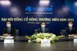 ĐHĐCĐ 2021: Hòa Bình đặt kế hoạch lợi nhuận sau thuế tăng 180,9% so với năm 2020