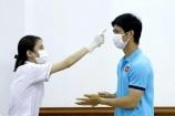 Thầy trò HLV Park Hang-seo đã hoàn thành cách ly y tế