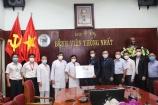 Bamboo Capital tặng 2 tỷ đồng ủng hộ công tác phòng chống dịch Covid – 19 tại Bệnh viện Thống Nhất