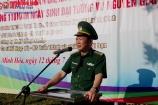 Bộ Chỉ huy BĐBP Quảng Bình khởi công xây dựng cầu vượt lũ cho đồng bào Rục