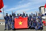 Khai mạc Hội thao quân sự quốc tế Army Games 2021 tại Việt Nam