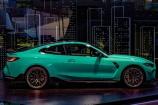 Chiêm ngưỡng siêu phẩm BMW M4 màu xanh Mint nổi bật