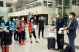 ĐT nữ Việt Nam lên đường sang Tajikistan dự World Cup nữ 2023