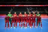 Tuyển Việt Nam sẽ gặp Nga ở vòng 1/8 Futsal World Cup 2021