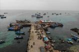 Các cảng cá do Nhà nước quản lý tại Quảng Ngãi được phép hoạt động trở lại