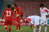 Tuyển nữ Việt Nam giành vé dự Asian Cup 2022