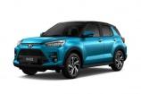 Xe gầm cao cỡ nhỏ Toyota Raize sắp ra mắt tại Việt Nam