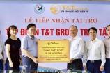 Tập đoàn T&T Group tài trợ 20 tỷ đồng giúp Bệnh viện Đức Giang lập trung tâm ICU chống dịch COVID-19