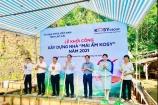 Tập đoàn Kosy ủng hộ 10 tỷ đồng xây dựng 200 ngôi nhà cho người nghèo tại Lào Cai