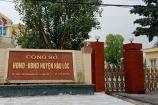 Thanh Hoá: Trưởng phòng TN&MT huyện Hậu Lộc bị khởi tố