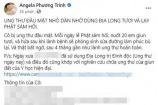 Angela Phương Trinh bị phạt 7,5 triệu đồng vì đăng tin sai sự thật