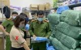 Truy tố 4 bị can trong vụ làm giả gần 15.000 bộ quần áo phòng dịch Covid-19