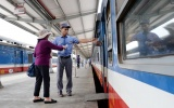 Ngành đường sắt báo lỗ hơn 725 tỷ đồng do ảnh hưởng của dịch COVID-19