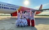Tiếp tục sứ mệnh, Vietjet thực hiện trung bình 1 chuyến bay cứu trợ/ngày