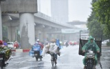 Dự báo thời tiết ngày 13/8: Bắc Bộ có mưa lớn diện rộng