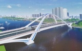 Cần Thơ: Khởi công xây dựng cầu Trần Hoàng Na