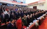 Hà Nam: Khai mạc Đại hội Đảng bộ cấp tỉnh đầu tiên trong cả nước