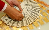 Giá vàng và ngoại tệ ngày 22/9: Vàng lao dốc, USD tăng vọt