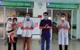 Hôm nay, thêm 5 bệnh nhân mắc COVID-19 được công bố khỏi bệnh