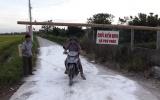 Hà Nam bùng phát ổ dịch tả lợn châu Phi tại xã Phú Phúc