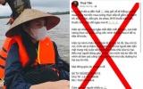Cảnh báo: Xuất hiện Fanpage giả mạo Thuỷ Tiên kêu gọi từ thiện để trục lợi