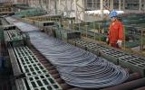 Sản lượng sắt thép xuất khẩu tăng hơn 44% trong 9 tháng