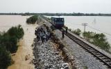 Ngành đường sắt thiệt hại hàng chục tỷ đồng do mưa lũ
