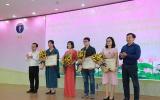 """Trao giải cuộc thi ảnh 'Ấn tượng Việt Nam mùa Covid-19"""""""