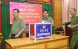 Công an tỉnh Vĩnh Long ủng hộ đồng bào miền Trung gần 700 triệu đồng