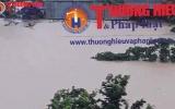 Bắc Trung Bộ, Nghệ An - Hà Tĩnh mưa lớn, lũ đang lên nhanh