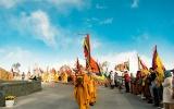 Những khoảnh khắc linh thiêng trong lễ cầu an lớn nhất trên đỉnh Fansipan