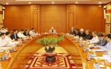 Tổng Bí thư, Chủ tịch nước chủ trì cuộc họp Ban Chỉ đạo phòng, chống tham nhũng
