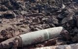 Hải Dương: Người dân đào ao, phát hiện quả bom sót lại từ thời chiến tranh