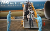 Bộ GTVT yêu cầu Vietnam Airlines kiểm điểm việc phòng, chống dịch COVID-19