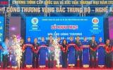 Nghệ An: Khai mạc Hội chợ Công thương vùng Bắc Trung Bộ năm 2020