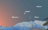 Những sự kiện thiên văn đáng mong đợi nhất năm 2021