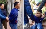 Công an TP Hải Phòng thông tin về vụ đối tượng dùng dao cướp tiệm vàng