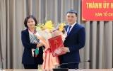 Bổ nhiệm đồng chí Nguyễn Minh Long làm Phó Trưởng ban Tổ chức Thành ủy Hà Nội